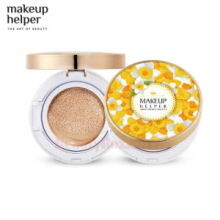 MAKEUP HELPER Honey Cushion Pact 13g,	MAKEUP HELPER