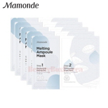 MAMONDE Melting Ampoule Mask 28ml*5ea,MAMONDE