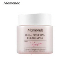 MAMONDE Petal Purifying bubble Mask 100ml,MAMONDE