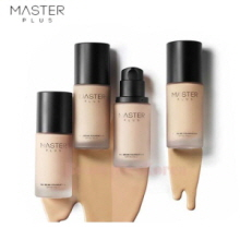 MASTER PLUS Ink Wear Foundation 30ml,MASTER PLUS