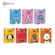 MEDIHEAL Face Point Mask 20ml*4ea [BT21 Edition],MEDIHEAL
