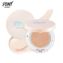 MEMEBOX Pony Shine Easy Glam Blossom Fitting Cushion Foundation 15g*2ea,MEME BOX