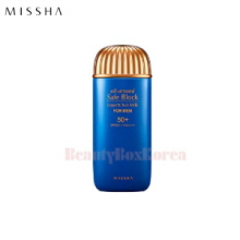 MISSHA All Around Safe Block Leports Sun Milk For Men SPF50+ PA++++ 70ml,MISSHA