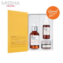 MISSHA Bee Pollen Renew Ampouler Set 3items,MISSHA