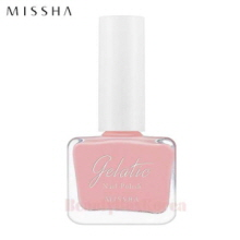 MISSHA Gelatic Nail Polish 9ml,MISSHA