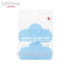 MISSHA Hydro Cloud Puff 1set,MISSHA