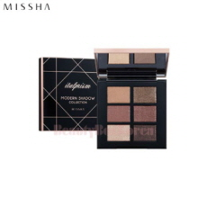 MISSHA Italprism Modern Shadow Collection 1.1g*6ea,MISSHA