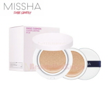 MISSHA Magic Cushion Cover Lasting SPF50+PA+++ 15g*2,MISSHA