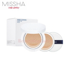 MISSHA Magic Cushion Moist Up SPF50+PA+++ 15g*2,MISSHA