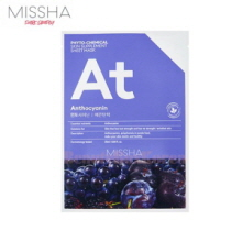MISSHA Phyto Chemical Skin Supplement Sheet Mask 25ml,MISSHA