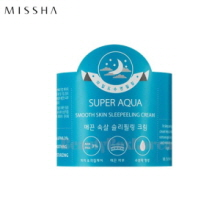 MISSHA Super Aqua Smooth Skin Sleeping Cream 50ml,MISSHA