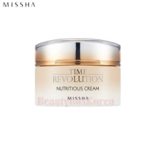 MISSHA Time Revolution Nutritious Cream 50ml,MISSHA