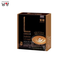 NAMYANG Lookas 9 Double Shot Latte 14.9g*10T,NAM YANG
