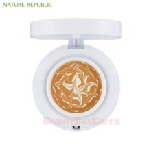 NATURE REPUBLIC Aqua Marble Foundation SPF50+ PA+++ 14g,NATURE REPUBLIC