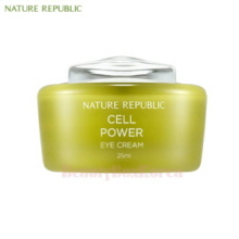 NATURE REPUBLIC Cell Power Eye Cream 25ml,NATURE REPUBLIC