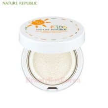 NATURE REPUBLIC Green Derma Mild Kids Sun Cushion SPF50+PA++++ 12ml,NATURE REPUBLIC