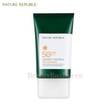 NATURE REPUBLIC Green Derma Mild Sun Cream SPF50+ PA++++ 50ml,NATURE REPUBLIC