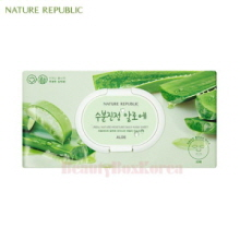 NATURE REPUBLIC Real Nature Aloe Moisture Daily Mask Sheet 350g,NATURE REPUBLIC
