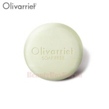 OLIVARRIER Emollient Cleansing Bar 100g,OLIVARRIER