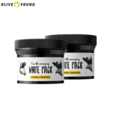OLIVEYOUNG Dreamworks Kung Fu Panda I'm The Amazing Kung Fu Panda White Pack 130g,Own label brand