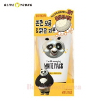 OLIVEYOUNG Dreamworks Kung Fu Panda I'm The Amazing Kung Fu Panda White Pack 150ml (Tube),OLIVE YOUNG