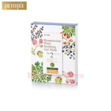 PETITFEE Resurrection Plant Soothing Gel Mask 30g*10ea,PETITFEE