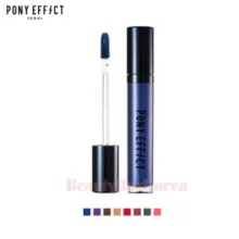 PONY EFFECT Metalic Matte Lip Color 5.5g,PONY EFFECT