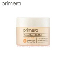 PRIMERA Natural Berry Lip Mask 17g,PRIMERA