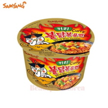 SAMYANG  Hot Chicken Curry Flavor Ramen Big Cup 105g,SAMYANG