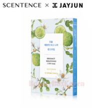 SCENTENCE 3 Step Mask 25ml*5ea,SCENTENCE