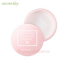 SECRET KEY Rose Water Oil Clear Powder 5g,SECRET KEY