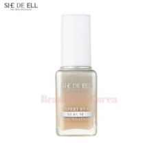 SHE DE ELL Expert Real Serum Foundation 30ml,SHE DE ELL