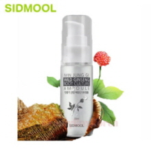SIDMOOL Min Jung Gi 99% Wild Ginseng Root Culture Ampoule 33ml,SIDMOOL