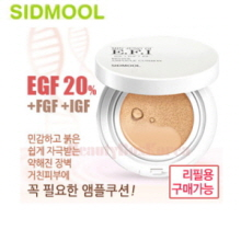 SIDMOOL Min Jung Gi Revive Ampoule Cushion 13g,SIDMOOL