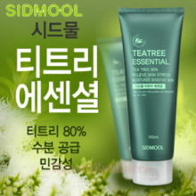 SIDMOOL Tea Tree Essential 165ml,SIDMOOL