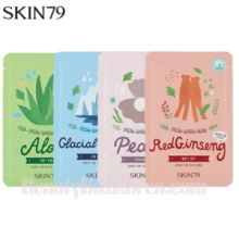 SKIN79 Fresh Garden Sheet Mask 23g,SKIN79