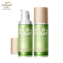 SO NATURAL 46.9% Plant Sprouting Enrich Serum 50ml,SO NATURAL