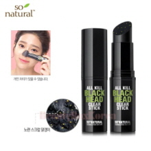SO NATURAL All Kill Black Head Clear Stick 11g,SO NATURAL