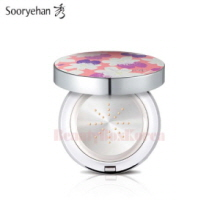 SOORYEHAN Bichaek Jadan Metal Cushion Foundation Limited 15g*2ea,SOORYEHAN