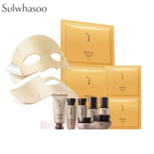 SULWHASOO Concentrated Ginseng Renewing Creamy Mask 18g*5ea With Gift Set,SULWHASOO