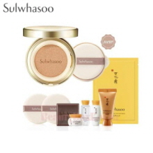 SULWHASOO Perfecting Cushion SPF50+ PA+++15g*2 [Special Package Set],SULWHASOO