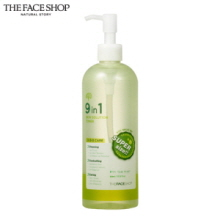 THE FACE SHOP 9in1 Skin Solution Toner 400ml,THE FACE SHOP