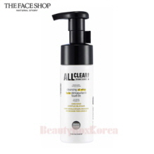 THE FACE SHOP All Clear Cleansing Oil Whip 150ml,THE FACE SHOP