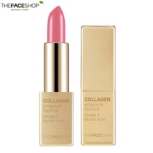 THE FACE SHOP Collagen Ampoule Lipstick 3.5g,THE FACE SHOP