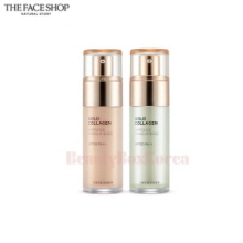 THE FACE SHOP Gold Collagen Ampoule Make Up Base 40ml,THE FACE SHOP