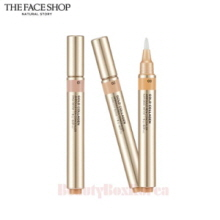 THE FACE SHOP Gold Collagen Ampoule Pen Concealer 5g,THE FACE SHOP