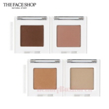 THE FACE SHOP Mono Cube Eye Shadow 1.7g (Matte),THE FACE SHOP