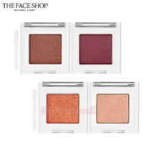 THE FACE SHOP Mono Cube Eye Shadow 2.0g (Glitter),THE FACE SHOP