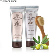 THE FACE SHOP Real Blend Cream Soap 150ml,THE FACE SHOP