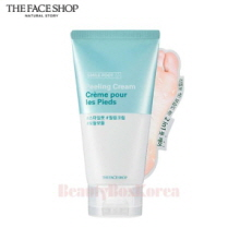 THE FACE SHOP Smile Foot Peeling Cream 120ml,THE FACE SHOP